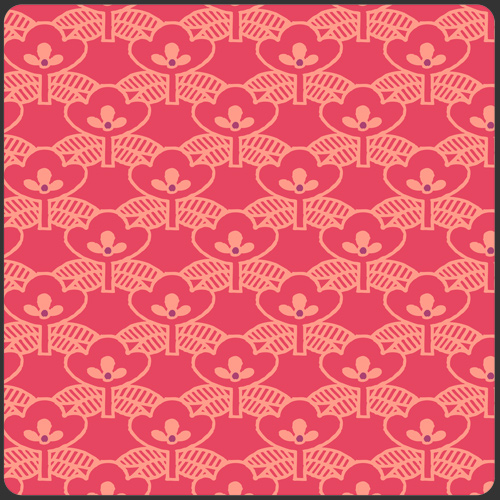 Rhapsodia - Frida's Dream in Red - by Pat Bravo for Art Gallery Fabrics - 1 Yard